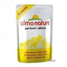 <b>Almo Nature Classic Консервы</b> для Кошек Куриное Филе