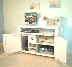 hidden office desk. Hidden Home Office Desk Furniture Mobel . H