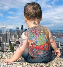 интересные татуировки фото