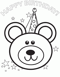 Our printable birthday color me cards are a great way for kids to send a homemade birthday card to friends and loved ones! Hello Kitty Birthday Card Printable Free Coloring Home
