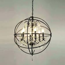 black chandelier with crystal iron round amazing orb chandeliers for bedroom s meaning original excellent