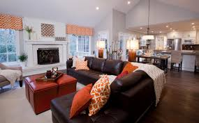 Living Room Color With Brown Furniture Property Brothers Best Room Reveals