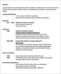 sample new graduate nurse resume new graduate nurse resume examples musiccityspiritsandcocktail com