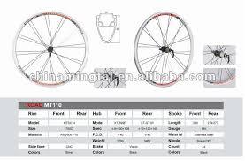 Bicycle Bicycle Wheel Sizes