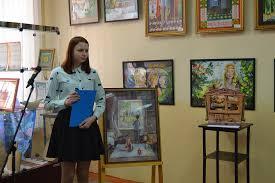 Защита дипломных работ выпуска года МОУДОД Детская  Дипломные работы будущих художников это практически цельные и уникальные произведения искусства