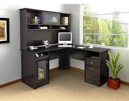 office desk hutch plan. Image Of: Computer Desk Hutch Black Office Plan P