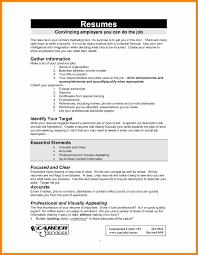 Purpose Of A Resume Purpose Of A Resume Resume For Study 9