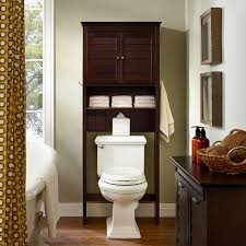 Spacesaver furniture Little House Rc Willey Espresso Space Saver Bathroom Shelf Lydia Rc Willey Furniture Store