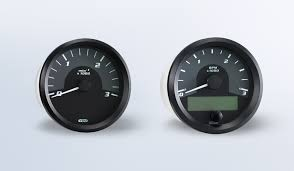 tachometer by type instruments displays and clusters vdo tachometer