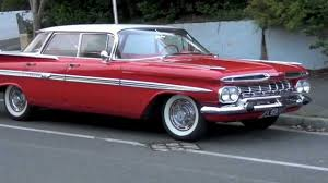 1959 Chevrolet Impala - YouTube