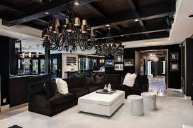 Gothic Style Living Room