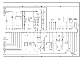 repair guides overall electrical wiring diagram 2004 overall engine control 5vz fe 2wd m t 2004