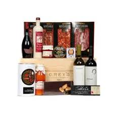 grey s gourmet her a prehensive selection of spanish foods into one her including two bottles of premium wine for a special gift