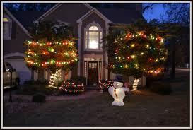 Outdoor Christmas Light Design Ideas Home Lighting Colorado Springs Exterior Decorations Amazing