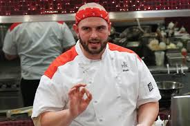hell s kitchen all stars exclusive josh calls out spoiler for