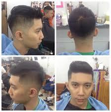 Hairstyles Thai ทรง ผม ชาย รอง ทรง กลาง