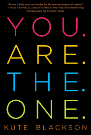 you are the one book by kute blackson official publisher page simon schuster