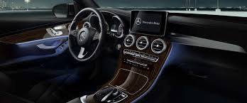 Inside, you'll find seating for five people, generous cargo space, and. 2019 Mercedes Benz Glc Interior Suv Dimensions Cargo Space Features
