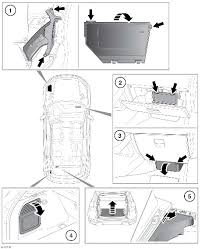 land rover fuse box location land wiring diagrams online