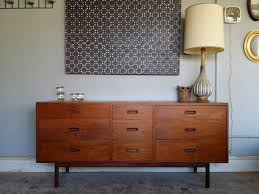 vintage media console. Fine Media Mid Century Danish Modern Nine Drawer Buffet  Dresser Media Console And Vintage