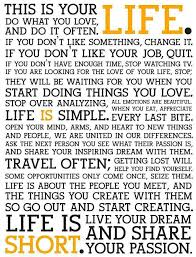 This Is Your Life Quote Cool This Is Your Life Quotes Pinterest Shorts Inspirational