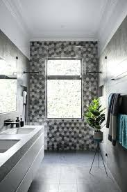 honeycomb tile walk in shower modern designs showers without doors ideas