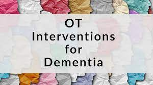 Printable cognitive activities for adults. Occupational Therapy Interventions For Dementia Myotspot Com