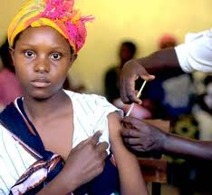 Image result for Bill gates africa vaccinating