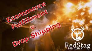The Difference Between eCommerce Fulfillment and <b>Drop Shipping</b> ...