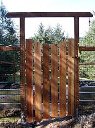 garden fences and gates glasgow deer proof fence gate gardening garden fences and gates