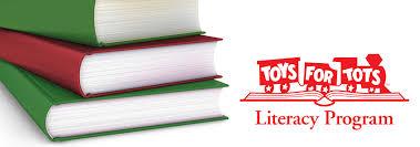toys for tots literacy program