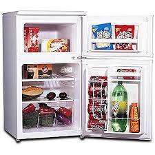 2-Door Refrigerator and Freezer - Walmart.com Igloo 3.2 cu. ft.