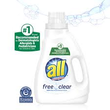 detergent for sensitive skin. Contemporary Skin All Free Clear Laundry Detergent Strong Yet Sensitive In Detergent For Sensitive Skin 2