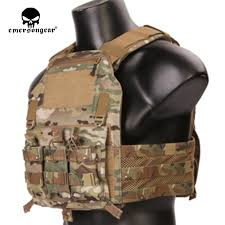 <b>2018 NEW Emersongear</b> 420 PLate Carrier <b>tactical</b> Vest outdoor ...