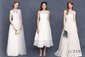 j crew wedding. The Easy Simplicity of J Crew Wedding Dresses mywedding