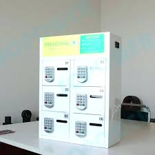 Phone Charging Vending Machine Amazing University Of Charging Station Featuring A Student Id Tap Reader