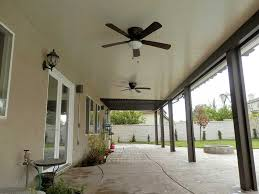 Orange County Solid Patio Cover Wood vs Aluminum Patio Covers