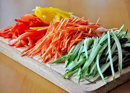 морковь огурец перец