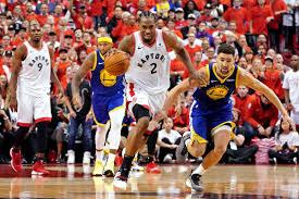 NBA Finals Game 6 odds: Warriors host Raptors as small favorites -  SBNation.com