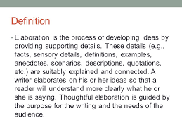 How Write A Thesis Statement - University Of Manitoba Definitional ...