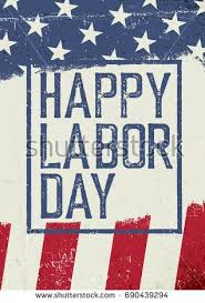 American Flag Website Background Happy Labor Day On Grunge United States Of America Flag