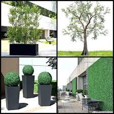 outdoor artificial