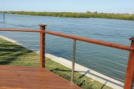 wiserail cable railing deck cable deck railing a45