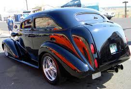 Robert Trujillo's '38 Chevy Sedan One Amazing Street Rod - Rod ...