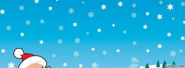 christmas santa Facebook Cover timeline photo banner for fb