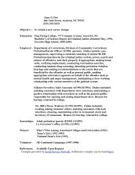 Human Resources Generalist Resume Sample Consular Officerxamples