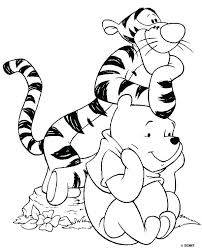 Coloring Pages Disney Characters Colouring Pages To Print Coloring