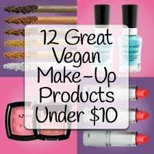 12 great vegan makeup s under 10