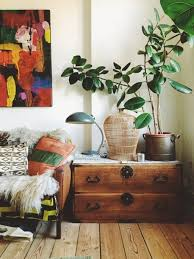 Bohemian Indoor Plant Decor