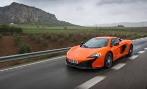 2013 McLaren MP4-12C Spider First Drive | Review | Car and Driver